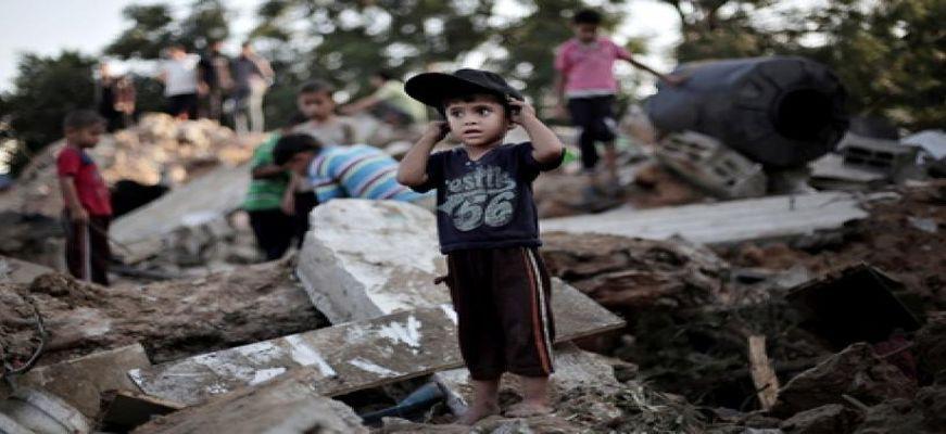 Γάζα (Παιδί)