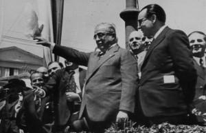 Ο Μεταξάς έκανε συγκεντρώσεις κατά τα πρότυπα του ιταλικού φασιστικού κόμματος.