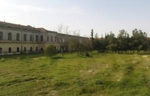 Το εγκαταλειμμένο στρατόπεδο Παύλου Μελά