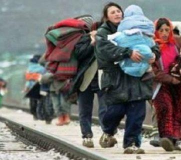 Ο Μπέρτολτ Μπρεχτγια τον όρο «μετανάστες»