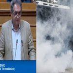 Ρήξη τυμπάνου ο βουλευτής του ΚΚΕ – Αθλιότητες της κυβέρνησης