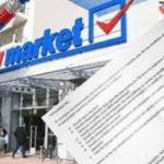 «Συνδικαλίστρια του ΣΥΡΙΖΑ» η διευθύντρια των My Market…