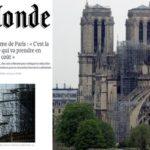 Παναγία των Παρισίων: Φιλότεχνοι «δωρητές» - Θεϊκές φοροαπαλλαγές!