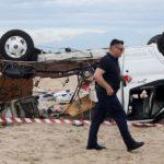 Χαλκιδική: Επτά νεκροί και δεκάδες τραυματίες από τη φονική κακοκαιρία