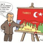 Το ρίσκο του Ερντογάν - Γιατί ο κουρδικός εφιάλτης τον οδήγησε στη Συρία