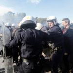 Χημικά από την αστυνομία εναντίον νοσοκομειακών γιατρών στο Ζάππειο